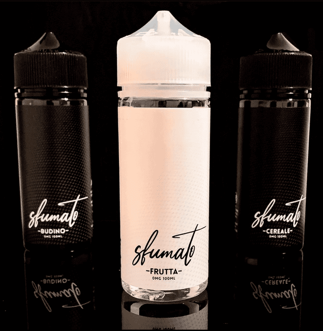 Sfumato Frutta 100ml Shortfill - Future Juice