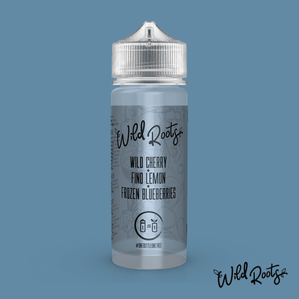 Wild Cherry by Wild Roots - 100ml Shortfill