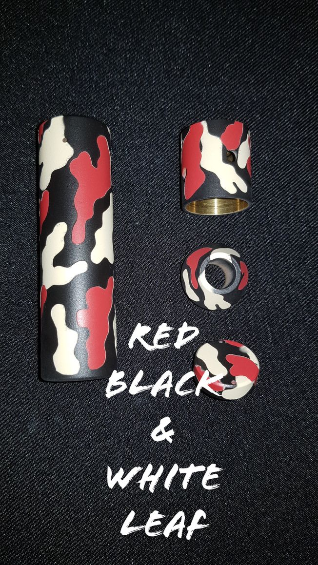 Customised 2 & 3 colour Cerakote UnKnown Mods