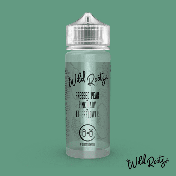 Pressed Pear by Wild Roots - 100ml Shortfill